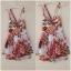 เดรสลายกุหลาบ รุ่น Lipsy dress floral พร้อมส่งตัวเดียว ไชส์ uk 10 thumbnail 1