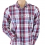 Topman Red Checked Shirt Size M thumbnail 1