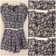 Yumi Playsuit Floral with Belt Size uk10 thumbnail 5