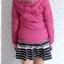 ((ขายแล้วครับ))((คุณJennyจองครับ))ca-2748 เสื้อโค้ทขนเป็ดสีชมพู รอบอก36 thumbnail 2