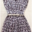 Yumi Playsuit Floral with Belt Size uk10 thumbnail 2