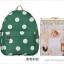 กระเป๋าเป้ยี่ห้อ Super Lover มินิ Retro Polka Dot สไตล์ญี่ปุ่นป่า (Preorder) thumbnail 19