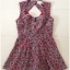 River island Floral Playsuit Size uk10 thumbnail 3