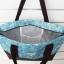 กระเป๋าเก็บอุณหภูมิสายยาว Sumikko Gurashi สีฟ้า thumbnail 3